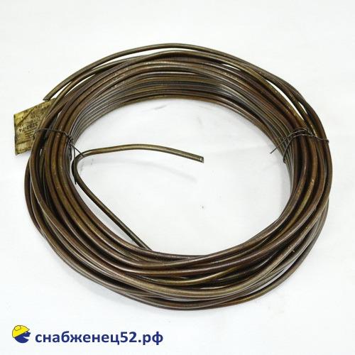 Проволока 6мм  (5кг), низкоуглерод. сталь, т/о