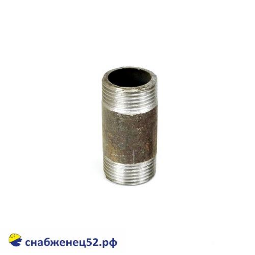 Боченок стальной для трубы ВГП ду 25