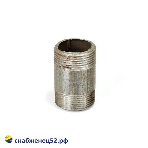 Боченок стальной для трубы ВГП ду 32