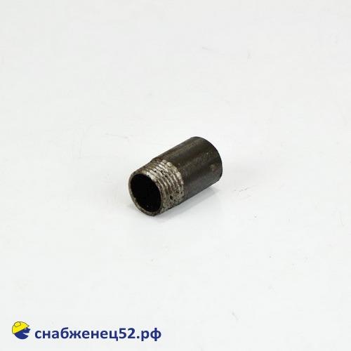 Резьба стальная для трубы ВГП ду 15
