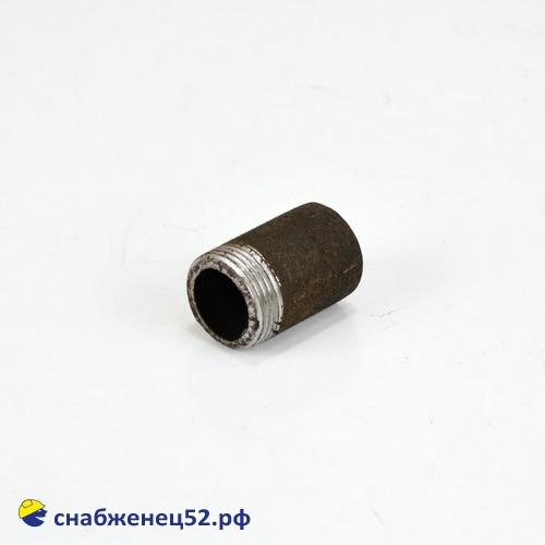 Резьба стальная для трубы ВГП ду 20