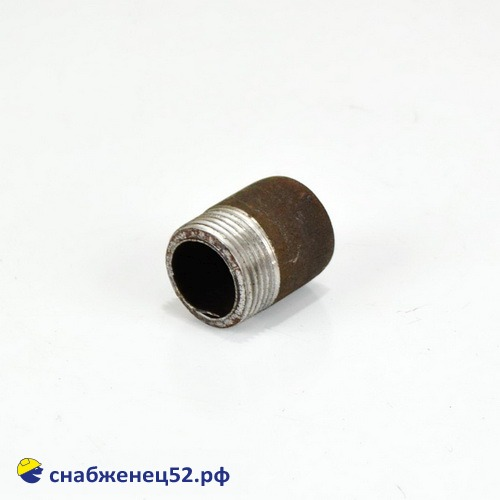 Резьба стальная для трубы ВГП ду 25