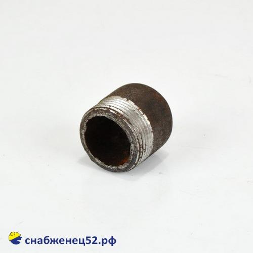 Резьба стальная для трубы ВГП ду 32
