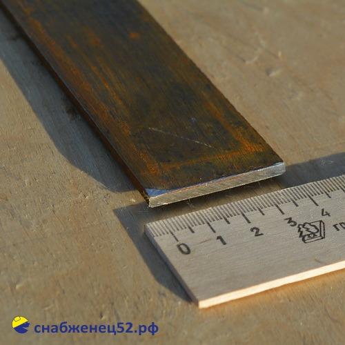 Полоса рубленая 40*4 ГОСТ 103-76