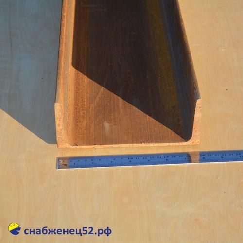 Швеллер №20  ГОСТ 8240-97