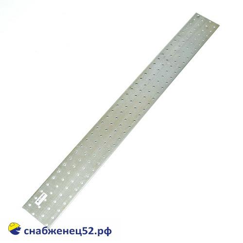 Пластина монтажная  80* 720*2мм оцинк.