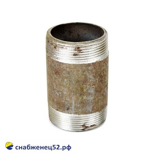 Боченок стальной для трубы ВГП ду 50 (ЭСВ 57мм)