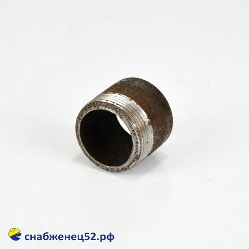 Резьба стальная для трубы ВГП ду 40