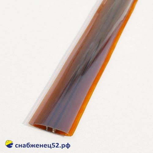Профиль НР  8мм*6м  соединит. коричневый
