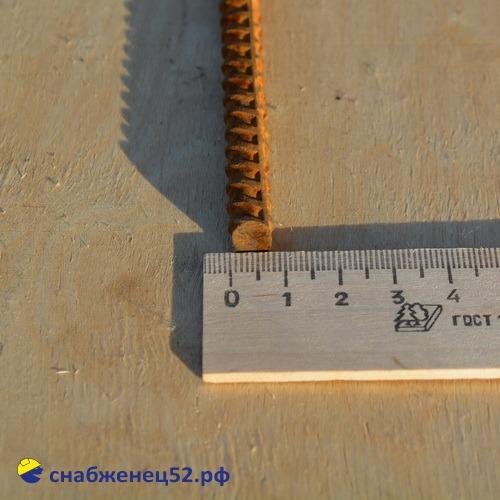 Арматура  8 мм А3 (35ГС) ГОСТ5781-82