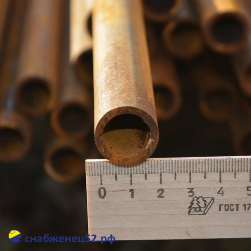 Труба  ВГП ду 15*2,8 (наружный d=21,3мм) ГОСТ 3262-75