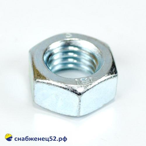 Гайка цинк М14 (DIN 934)