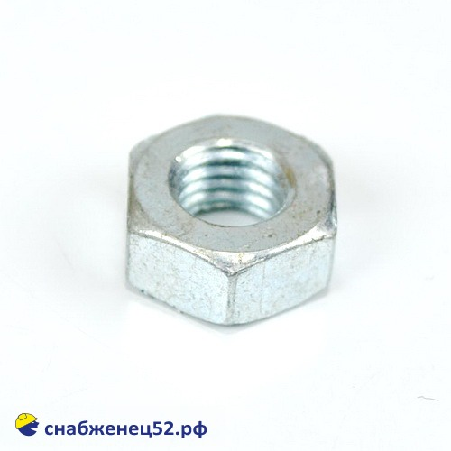 Гайка цинк М10 (DIN 934)