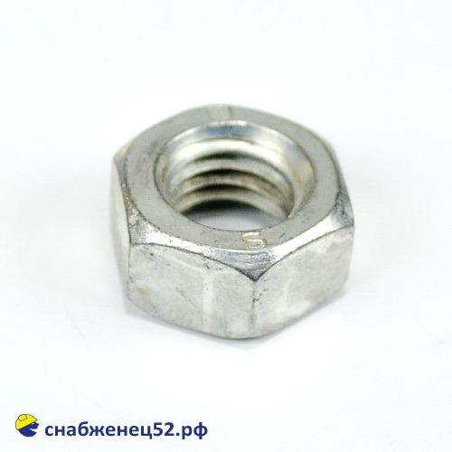 Гайка цинк М12 (DIN 934)