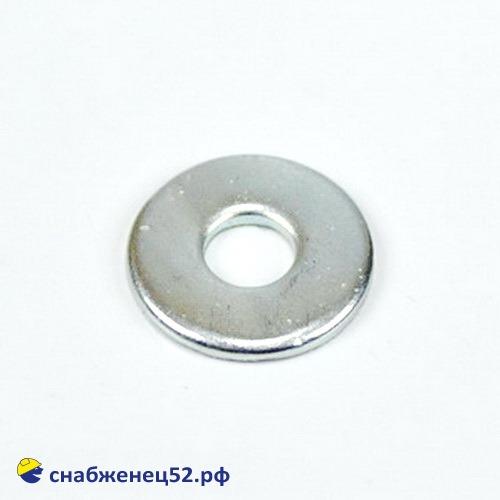 Шайба увеличенная цинк  8мм (DIN 9021Zn)