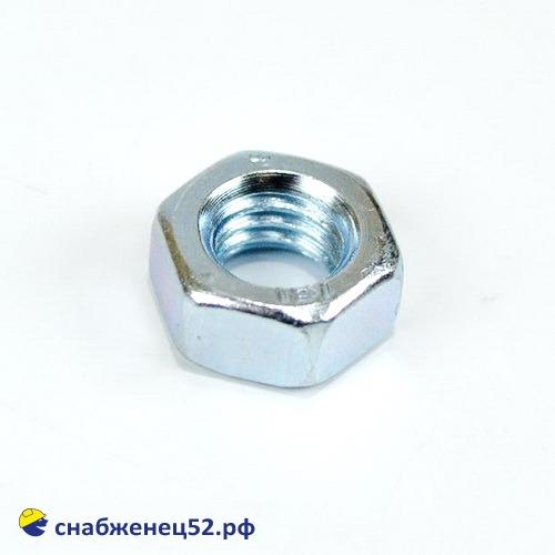 Гайка цинк М 8 (DIN 934)