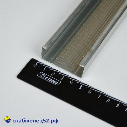 Профиль (оцин.) потолочный ПП 47*17 (3м)