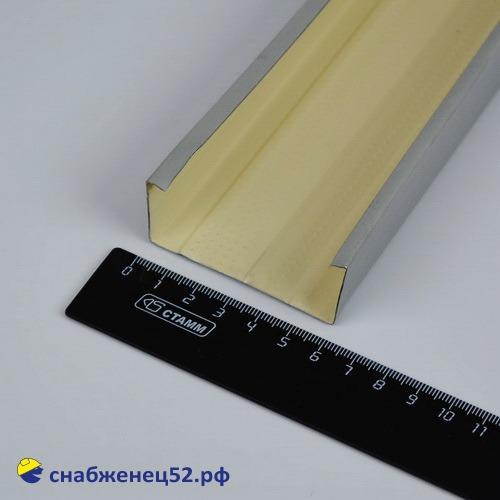Профиль (0,6мм полимерный) потолочный ПП 60*27 (3м)