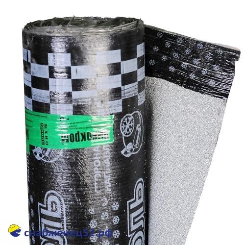 Линокром ТКП сланец серый (10*1,0м)