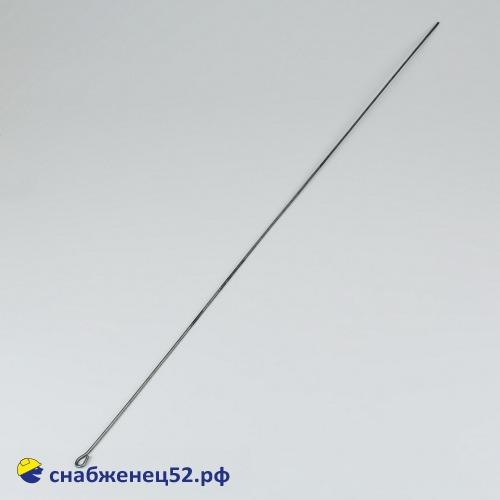 Тяга 1,0м*4мм (для подвеса с зажимом)