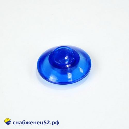 Термошайба 4мм синий
