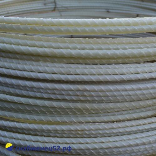 Стеклопластиковая арматура 10мм (бухта 50м)