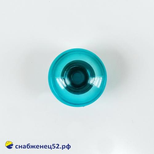 Термошайба 6мм бирюзовый