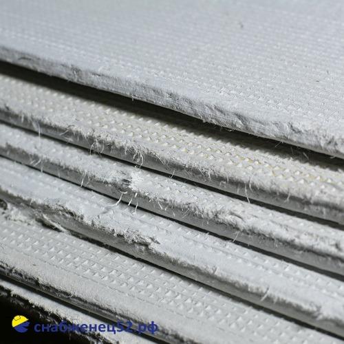Картон асбестовый 8мм (800*1000мм) (КАОН-1)