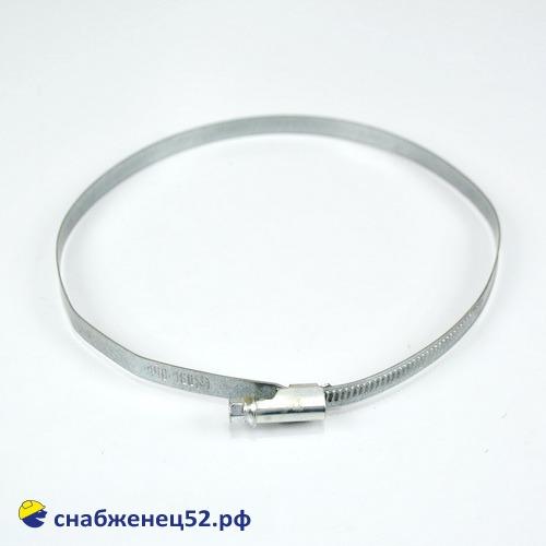 Хомут червячный 140-160мм (9мм)