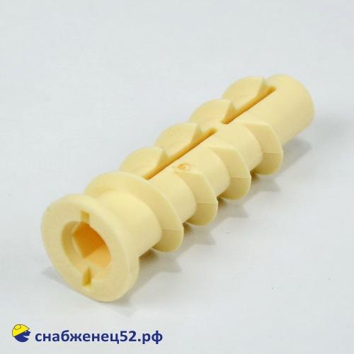 Дюбель для газобетона 12*60, нейлон (тип КВТ-8)