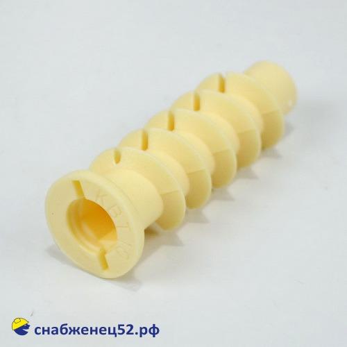 Дюбель для газобетона 14*70, нейлон (тип КВТ-10)