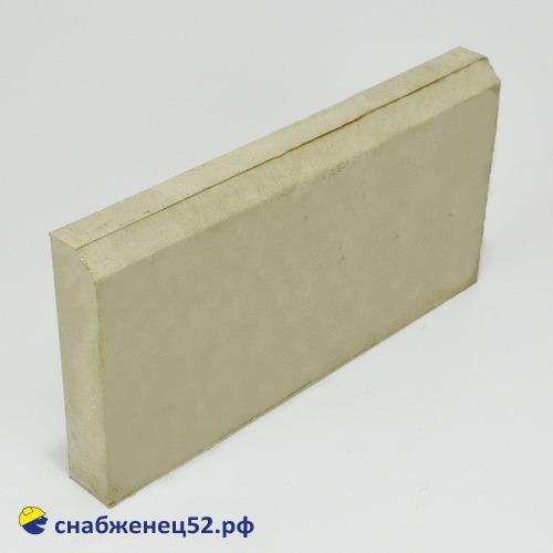 Бордюр полимерпесчаный 500*250*50 серый