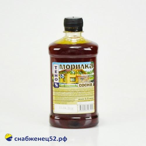 Морилка водная (0,5л) сосна