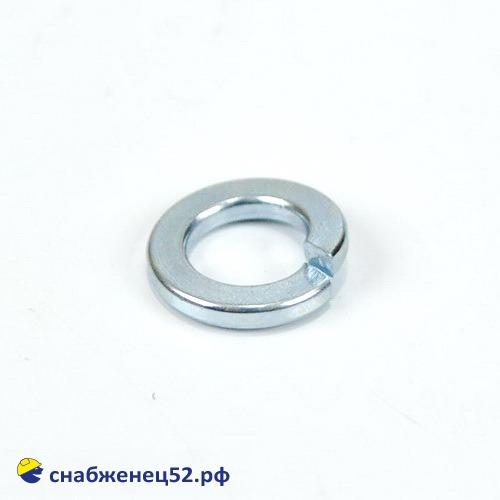 Шайба гроверная пружинная  8 мм (DIN 127 ZN)