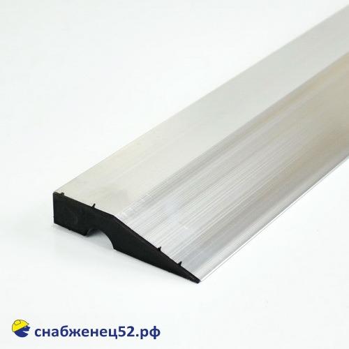 Правило алюминиевое трапеция 1,0м