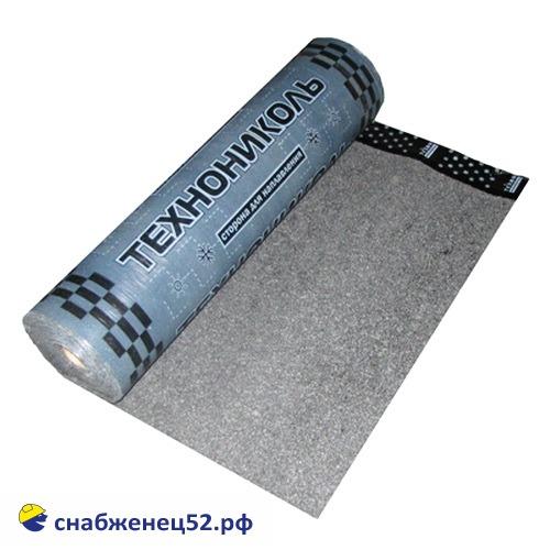 Техноэласт ЭКП сланец серый (10м*1,0м)