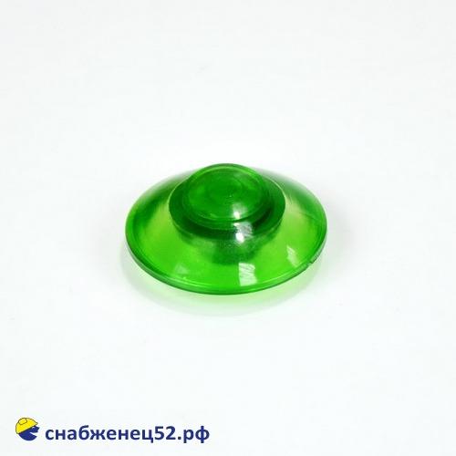 Термошайба 4мм GREEN