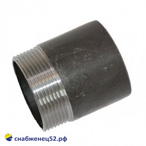 Резьба стальная для трубы ВГП ду 65 (ЭСВ 76 мм)