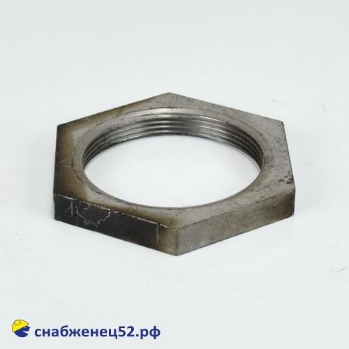 Контргайка стальная для трубы ВГП ду 65 (ЭСВ 76мм)
