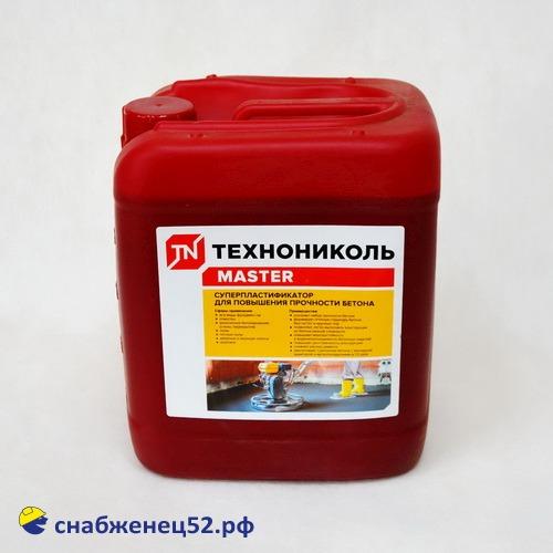 Суперпластификатор для повышения прочности бетона