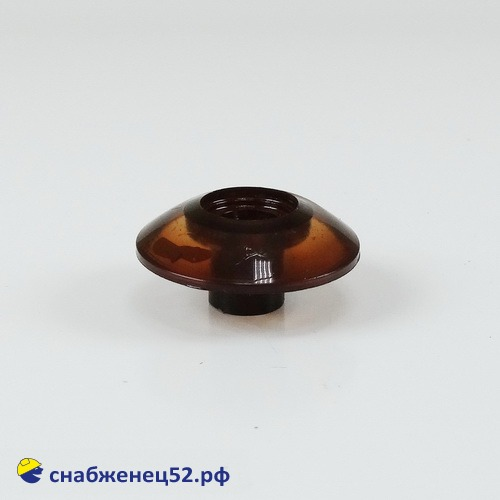 Термошайба 8мм коричневый