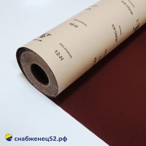 Бумага наждачная (п.метр, шир. 775мм) №12  (Р100)