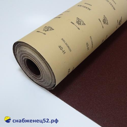 Бумага наждачная (п.метр, шир. 775мм) №40