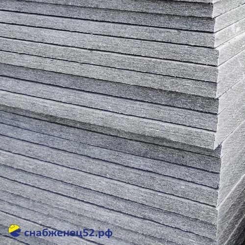 Шифер плоский 10мм (1500*1000мм) (непрессованный) ГОСТ 18124-2012