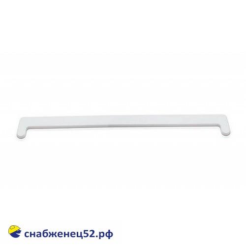 Заглушка для подоконников торцевая 600мм белая (универсальная)