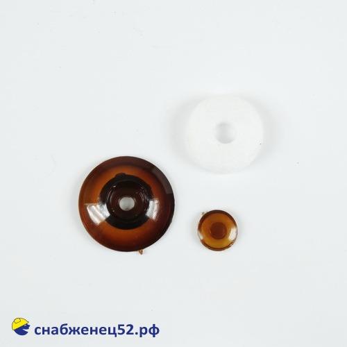 Термошайба универсальная коричневая