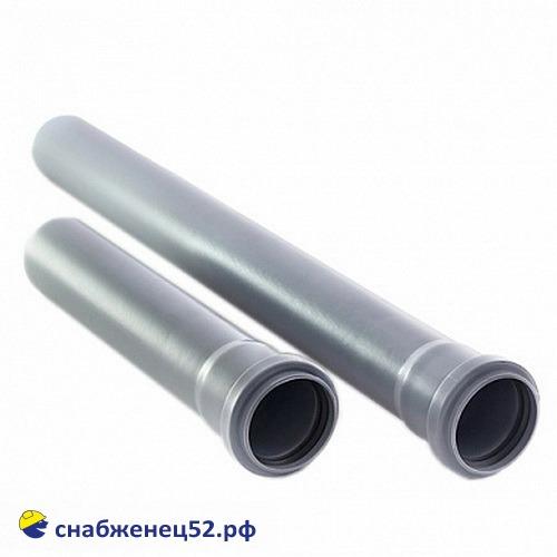 Труба ПП Политэк  50*1,8мм (0,25м)