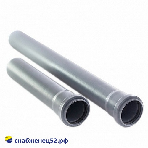 Труба ПП Политэк  50*1,8мм (1,5м)