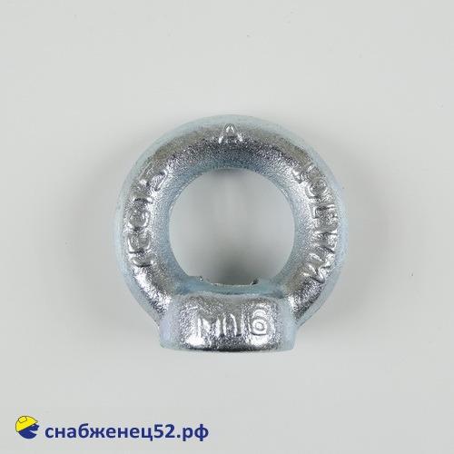 Рым гайка М16 (DIN582)