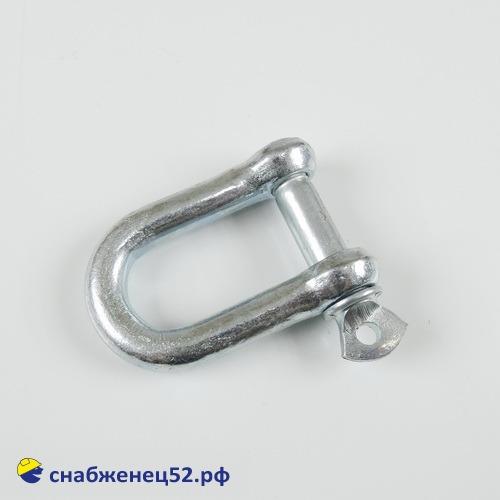 Скоба такелажная (серьга) М12